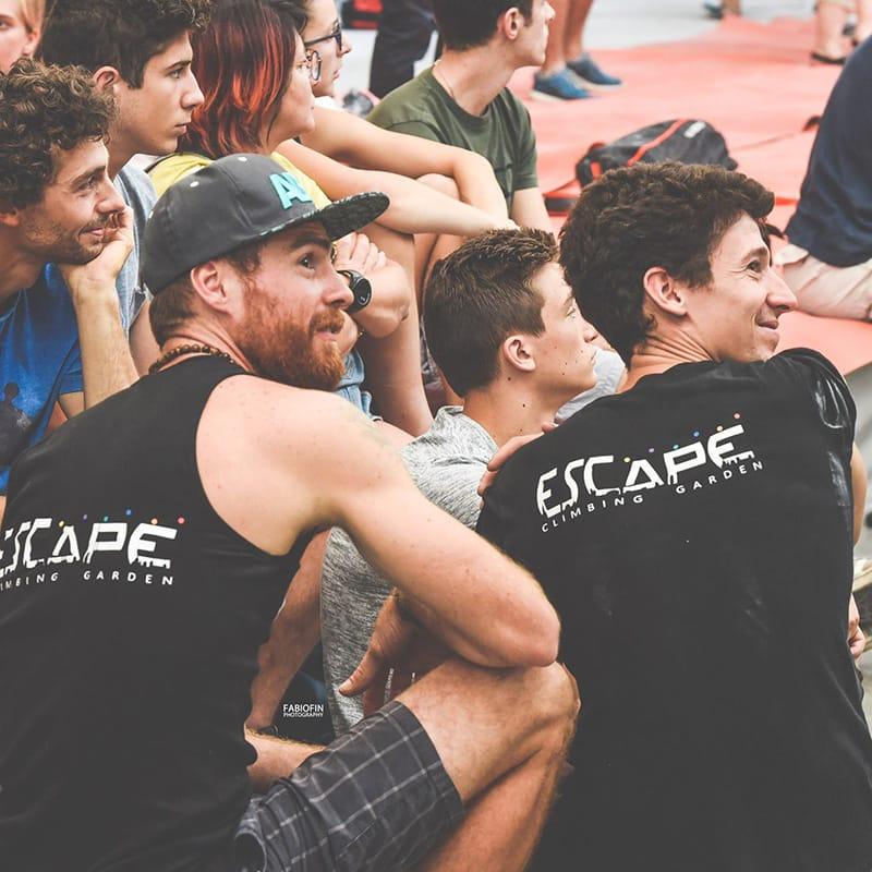 Escape Climbing Garden Palestra Arrampicata Collegno Torino